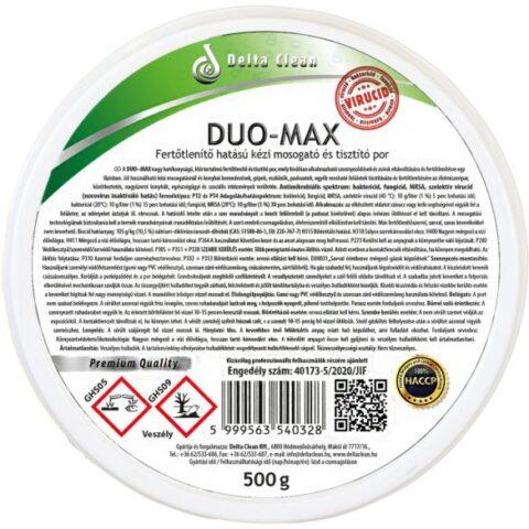 Duo-Max 500g