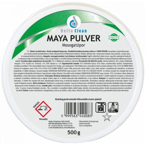Maya Pulver 500g